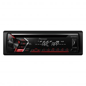 رادیو و پخش پایونیر -pioneer DEH-1050