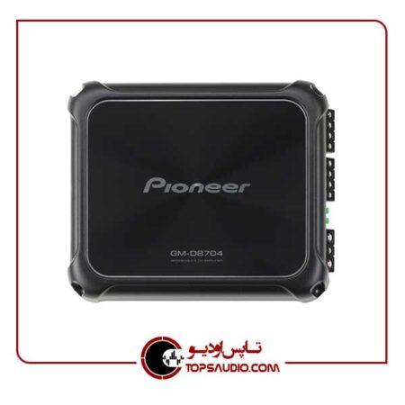 آمپلی فایر پایونیر 8704 | Pioneer GM-D8704 amplifier