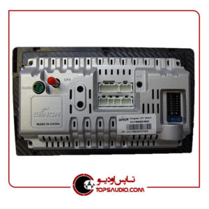 مانیتور فابریک 405 رویال   دی وی دی فابریک اندروید 405 11 اینچ رویال   تاپس اودیو