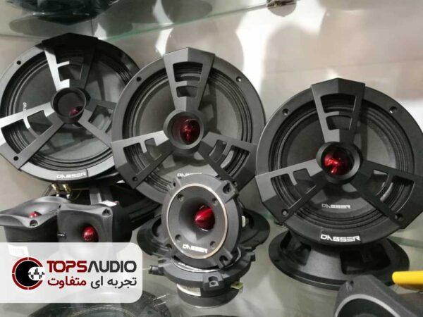 محصولات دابسر | نمایندگی دابسر در تهران | تاپس اودیو