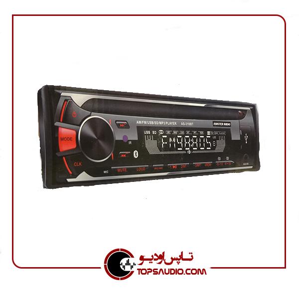 پخش مستر آدیو 310BT | رادیو پخش دکلس مستر آدیو MS310BT | تاپس اودیو