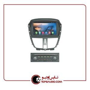 دی وی دی فابریک 207 RG وینکا   مانیتور فابریک اندروید 207 9 اینچ وینکا   تاپس اودیو
