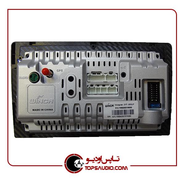 مانیتور فابریک 207 LY وینکا 10 اینچ | دی وی دی فابریک اندروید 207 وینکا | تاپس اودیو