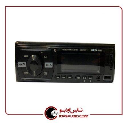پخش مستر آدیو 410BT | رادیو پخش دکلس مستر آدیو MS410BT | تاپس اودیو