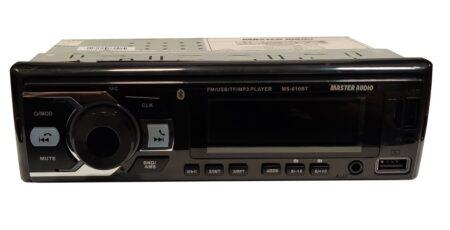 پخش دکلس مستر آدیو 610BT | رادیو پخش دکلس مستر آدیو MS610BT | تاپس اودیو